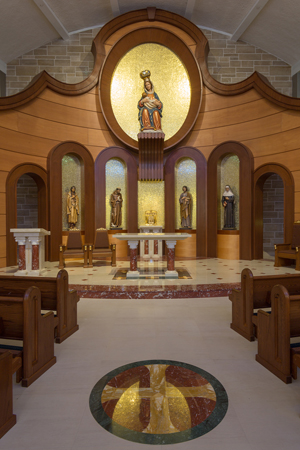 20191016T1229 31189 CNS OUR LADY OF LA LECHE - USCCB elevates oldest Marian shrine in U.S. to national shrine status