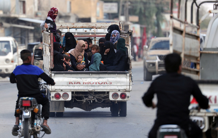 World faces difficult task in seeking lasting peace in Syrian conflict