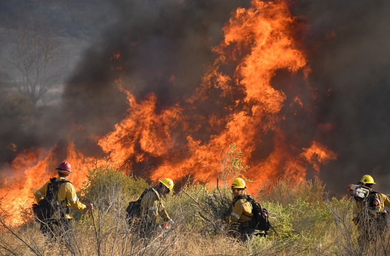 Getty Fire impacts Catholic university, schools, retired sisters