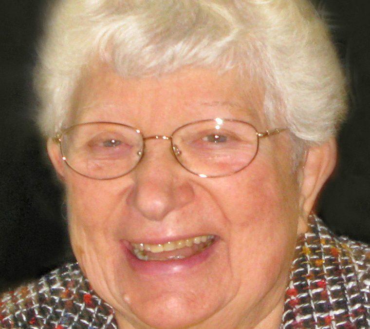 Obituary Sister Ida C. DeCastro, CSJ