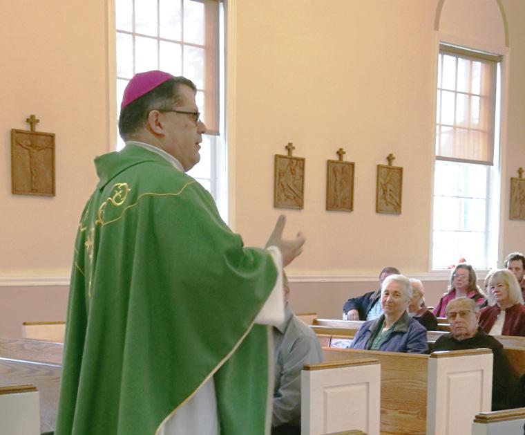 St. Agnes Church celebrates 70th anniversary