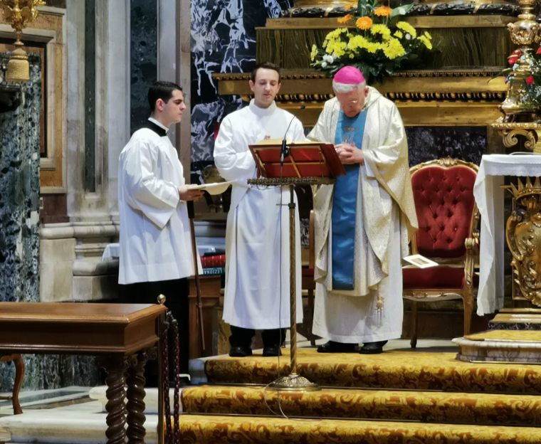 Pittsburgh bishop to colleagues in Rome: Give everything for the flock