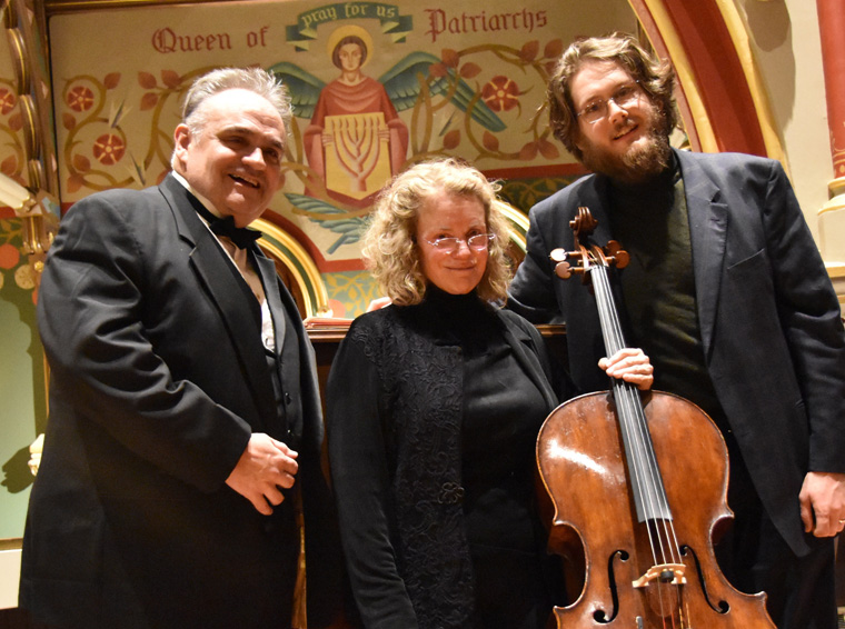 Cathedral Concert Series kicks off with power, emotion