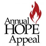 hope appeal logo 150x150 - HOPE Appeal challenge set for Giving Tuesday