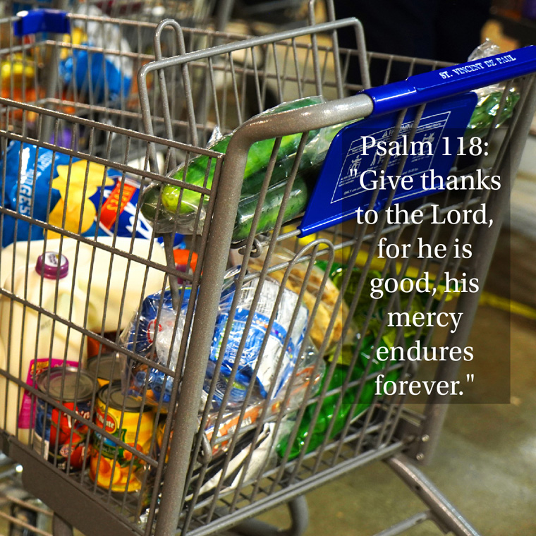 Thanksgiving: Gratitude for God's gifts in the face of trying times