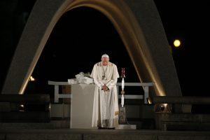 20191212T0905 32491 CNS POPE PEACE MESSAGE 300x200 - PAPAL JAPAN HIROSHIMA PEACE MEMORIAL