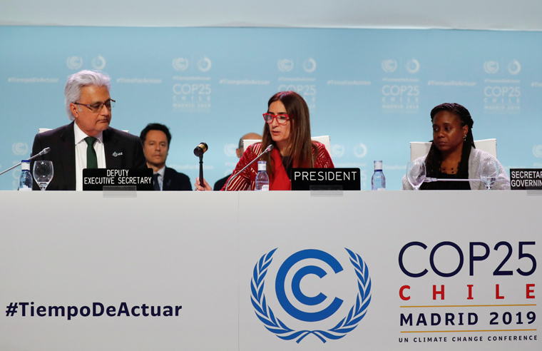 Catholic climate groups vow to maintain pressure after COP25 failures
