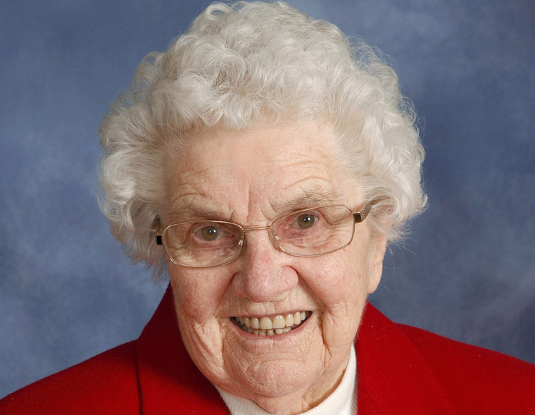 Obituary Sister Anne Theresa Brown, CSJ