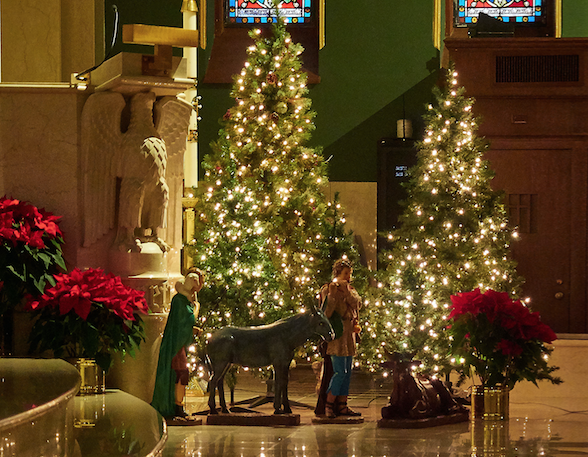 'Christmas at the Cathedral' concert Dec. 6 to feature scripture, classical and familiar music