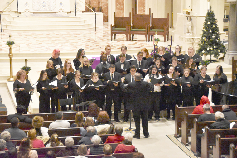 Concert glories in 'the magic of Christmas music'