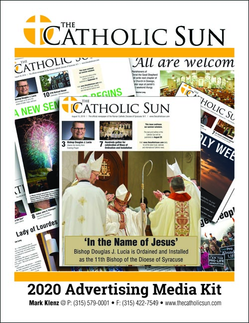 Catholic Sun 2020 issue schedule cover Page 1 copy - About Us