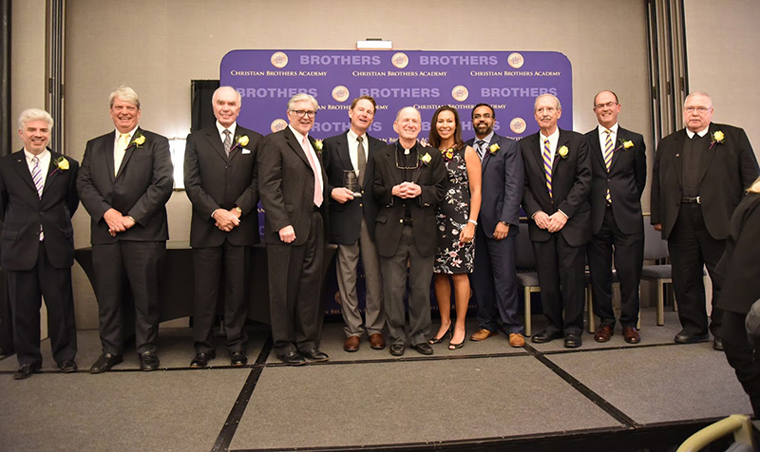 Eight honored as CBA Distinguished Alumni