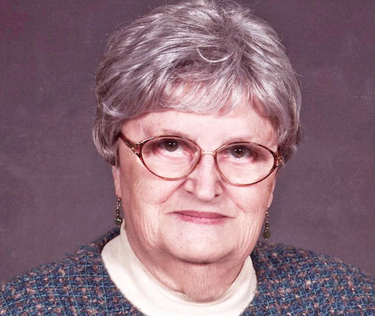 Obituary  Sister Margaret Louise Duffy, CSJ