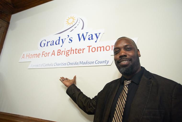 In Utica, all adore Grady's Way