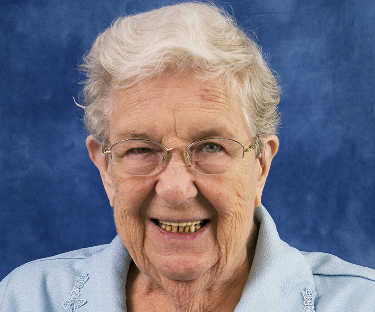 Obituary Sister Ann Charles Martin, DC