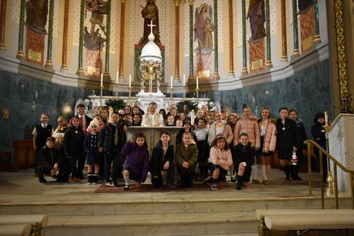 NDE DSC 0009 - Catholic Schools Week begins across diocese