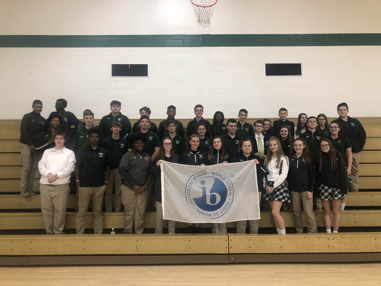 Bishop Ludden becomes an authorized International Baccalaureate World School for the Diploma Programme
