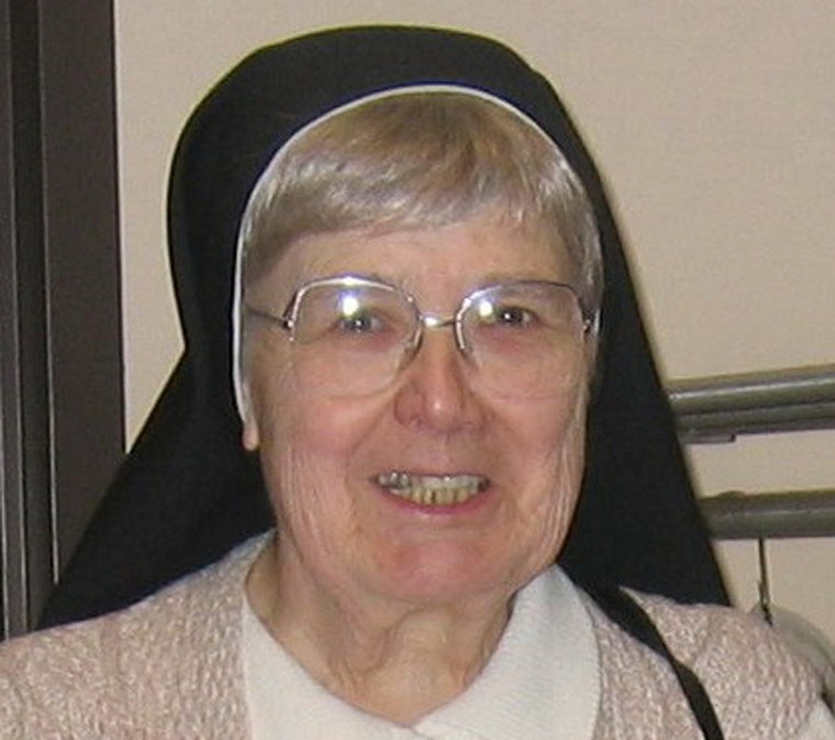 Obituary Sister Mary Francis Dabrowski, MFIC