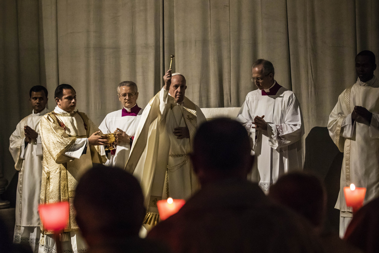 Beginning 'ad limina,' bishops reflect on call to sacrifice, to love