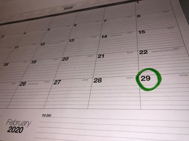 Leap year's extra day has a Catholic origin
