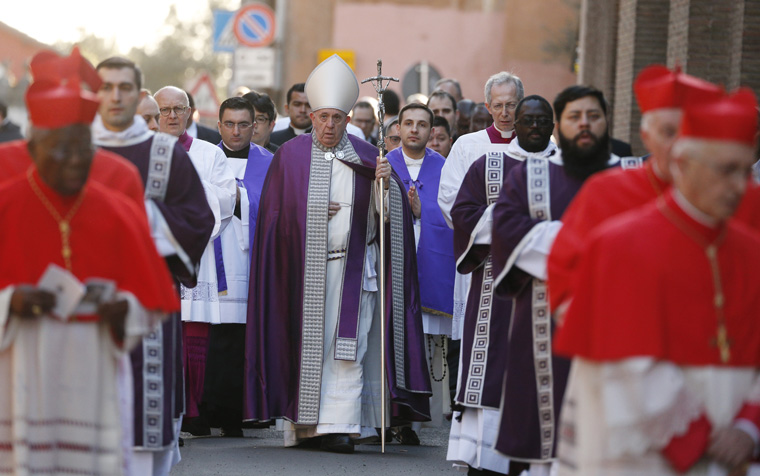 Pope: Lent is a time to reflect on God's love, not 'useless sermons'