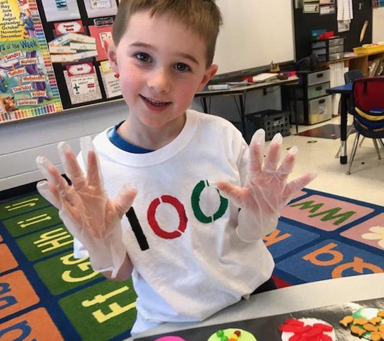 IC celebrates 100 days