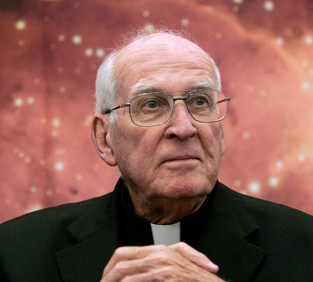 Jesuit Father George V. Coyne remembered