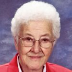 geannelis paper copy 150x150 - Obituary: Sister Joan Teresa Harrington, CSJ