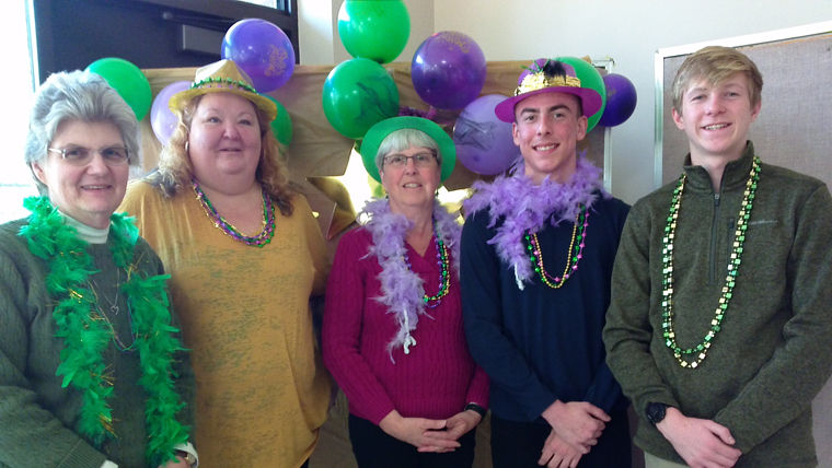 Eastern Broome parishes hold Mardi Gras celebration in Windsor