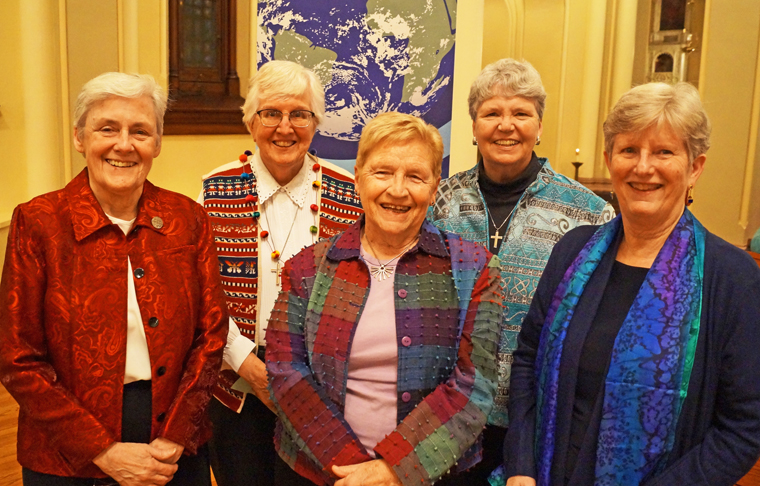 Sisters of St. Joseph of Carondelet welcome  new Congregational Leadership Team