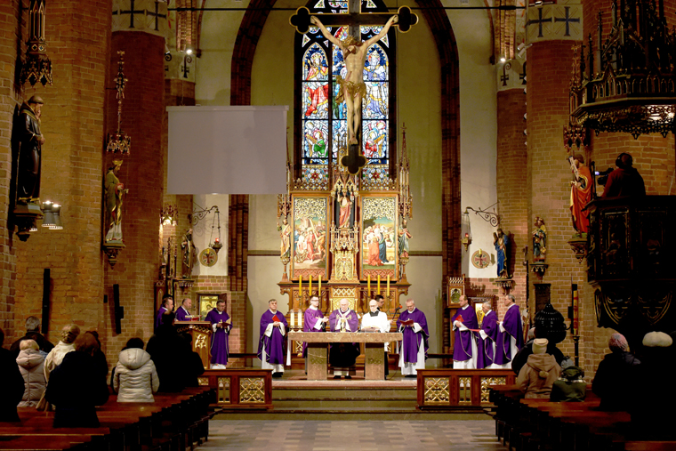 Across Europe, shrines close, following directives for fighting COVID-19