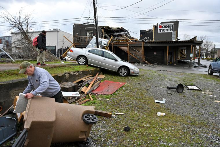 Catholic Charities of Tennessee balances tornado recovery, virus response