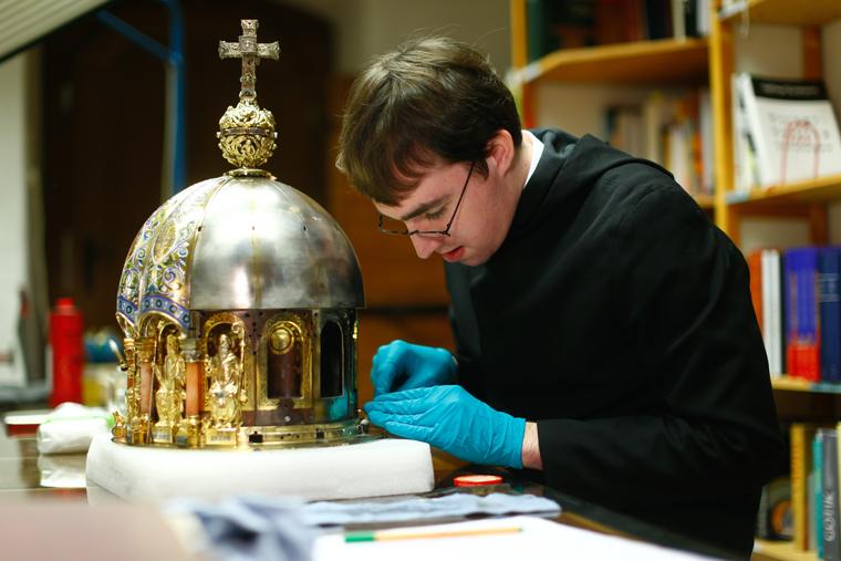 Pandemic casts spotlight on a nearly forgotten martyr: St. Corona