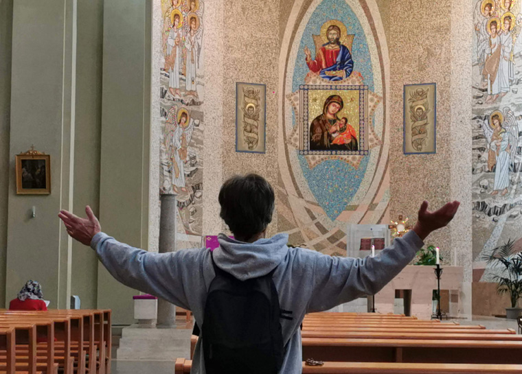 Italian government clarifies lockdown rules for churches