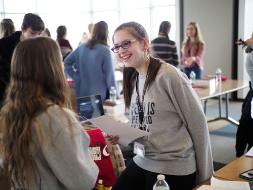 2290483 - Teens trained as pro-life leaders at inaugural conference