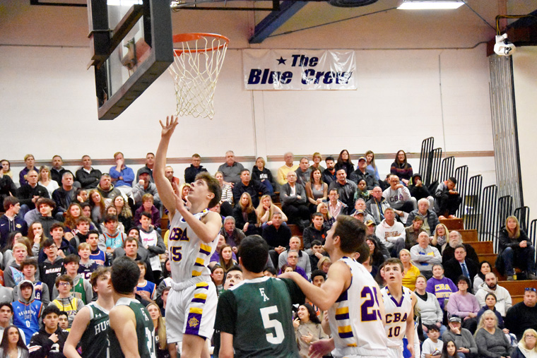 State playoffs for winter sports parked in limbo