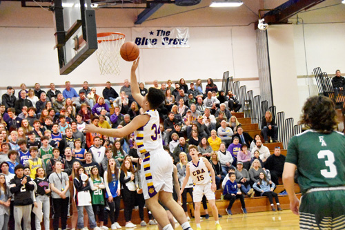 Kamren Harris - State playoffs for winter sports parked in limbo