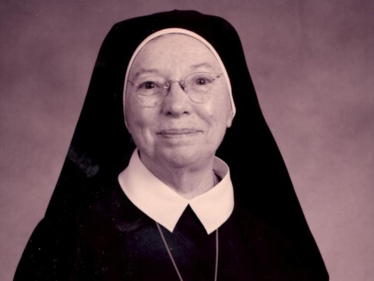 Obituary  Sister Mary Cepha Euell, P.V.M.I.