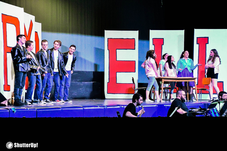 'Grease' takes the stage at Grimes