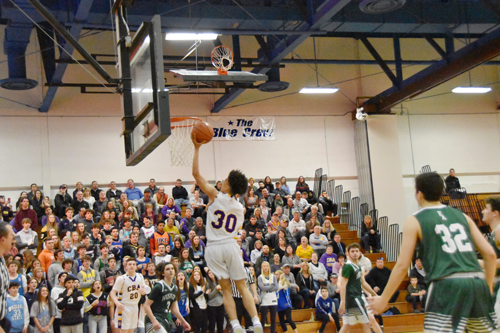 Sacario Williams - State playoffs for winter sports parked in limbo