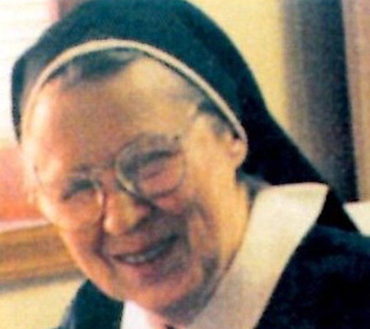 Obituary: Sister Marie Cecile Godreau