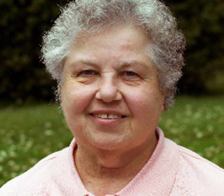 Obituary: Sister Carmel Rose Nicita, MFIC