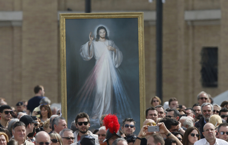 Join Bishop Lucia for a special Hour of Mercy this Divine Mercy Sunday
