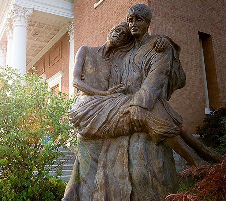Coronavirus draws prayers to saints who cared for plague victims