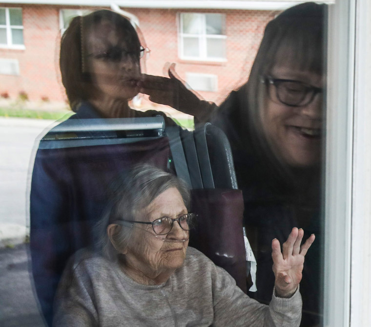 Vatican calls for creative ways to protect elderly from loneliness