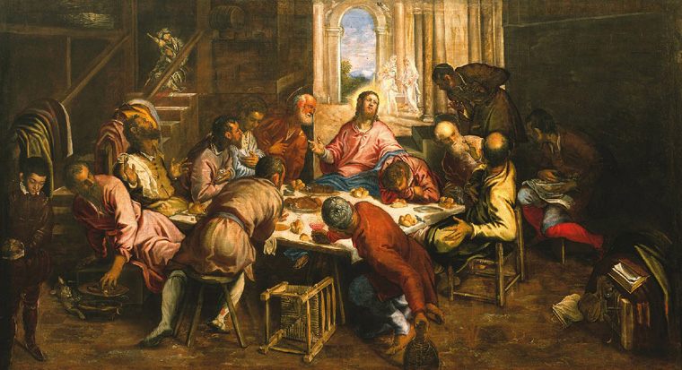 COVID-19 denies Eucharist to Catholics Holy Thursday, the day of its origin