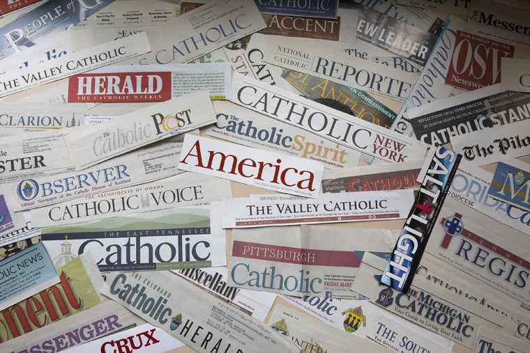 Talk of aid for journalism includes religious news outlets