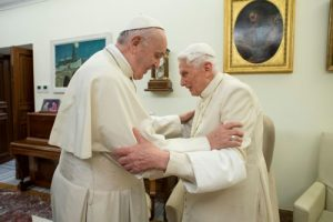 20200416T0918 1741 CNS BENEDICT 93 300x200 - POPE FRANCIS RETIRED POPE BENEDICT 2018 FILE PHOTO