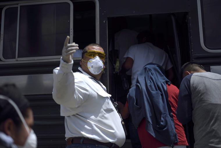 Guatemalan bishops: Deporting people during pandemic lacks humanity
