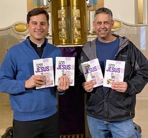 Father Ballard and Charles Scheftic Jr. 300x279 - Father Ballard and Charles Scheftic Jr.